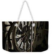 Steampunk - Timekeeper Weekender Tote Bag