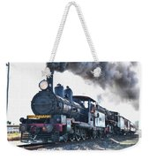 Steamtrain To Carltoncreekhurst L B Weekender Tote Bag