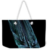Steel Feathers Weekender Tote Bag