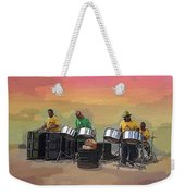 Steel Pan Players Antigua Weekender Tote Bag