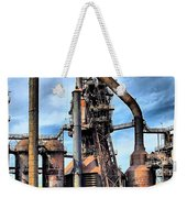 Steel Stacks Bethlehem Pa. Weekender Tote Bag