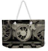 Steel Wheels  Weekender Tote Bag