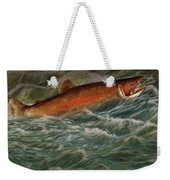 Steelhead Trout Fish No.143 Weekender Tote Bag