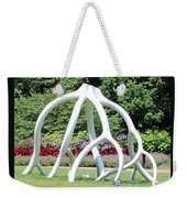 Steelroots Sculpture Weekender Tote Bag