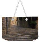 Steep Steps Of Girona Weekender Tote Bag