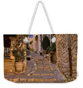 Steep Street In St Paul De Vence Weekender Tote Bag