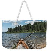 Steepbanks Lake The Fallen Weekender Tote Bag