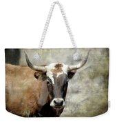 Steer Bull Weekender Tote Bag