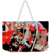 Steering Clear Weekender Tote Bag