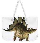 Stegosaurus Profile Weekender Tote Bag