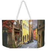 Steingasse Street Salzburg Austria  Weekender Tote Bag