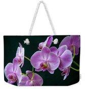 Stem Of Orchids  Weekender Tote Bag