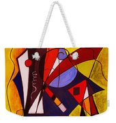 Step Lively Now Weekender Tote Bag