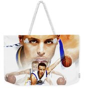Steph Curry 2017 Profile Weekender Tote Bag