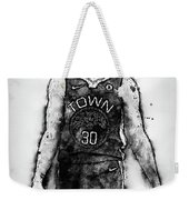 Steph Curry, Golden State Warriors - 18 Weekender Tote Bag