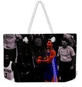 Stephen Curry Sweet Victory Weekender Tote Bag