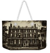 Stephenson's Hotel - Harpers Ferry Weekender Tote Bag