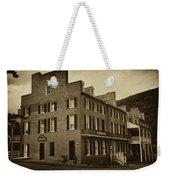 Stephensons Hotel - Harpers Ferry  West Virginia Weekender Tote Bag