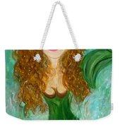 Stephie Splash Weekender Tote Bag