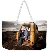 Stepping Away Weekender Tote Bag