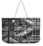 Stepping Panes Weekender Tote Bag