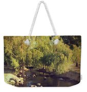 Stepping Stones To My Heart Weekender Tote Bag