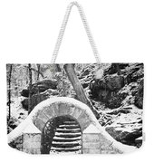 Steps Along The Wissahickon Weekender Tote Bag