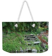 Steps In The Grass Weekender Tote Bag