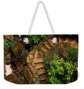 Steps Leading Up The Stairway To Heaven Weekender Tote Bag