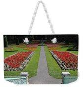 Steps To Duncan Garden Weekender Tote Bag