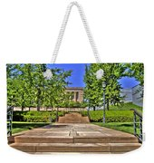 Steps To The Nelson Weekender Tote Bag