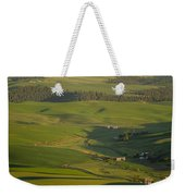 Steptoe Butte 3a Weekender Tote Bag