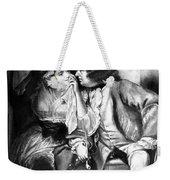 Sterne: Tristram Shandy Weekender Tote Bag
