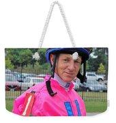 Steve Hamilton - Laurel Park 4 Weekender Tote Bag