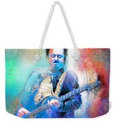 Steve Lukather 01 Weekender Tote Bag