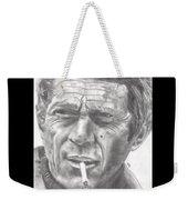 Steve Mcqueen Weekender Tote Bag