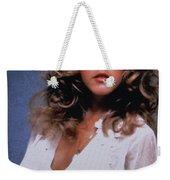 Stevie Nicks In Curls Weekender Tote Bag