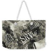Stevie Ray Vaughan - 03 Weekender Tote Bag
