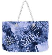 Stevie Ray Vaughan - 04 Weekender Tote Bag
