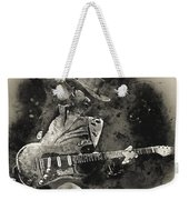 Stevie Ray Vaughan - 13  Weekender Tote Bag