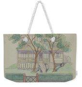 Stewart House Weekender Tote Bag