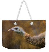 Stick Your Neck Out Weekender Tote Bag