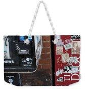 Stickers And Skribble Weekender Tote Bag