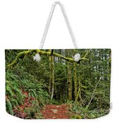 Sticking Out In The Rain Forest Weekender Tote Bag