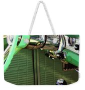 Stickshift Weekender Tote Bag