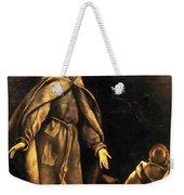 Stigmatisation Of St Francis Weekender Tote Bag