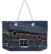 Still In The Sticks Hdr  Weekender Tote Bag