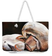 Still Life Mushrooms Weekender Tote Bag