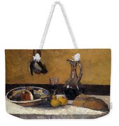 Still Life Nature Morte Weekender Tote Bag