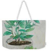 Still Life Plants Weekender Tote Bag